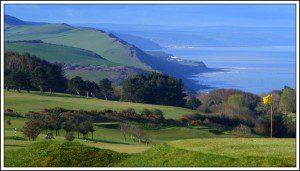 Golf Monthly's Rob Smith visits CG Aberystwyth GC