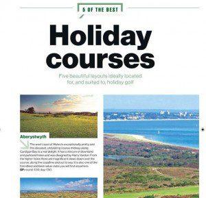 Golf Monthly's Rob Smith highlights CG Aberystwyth GC