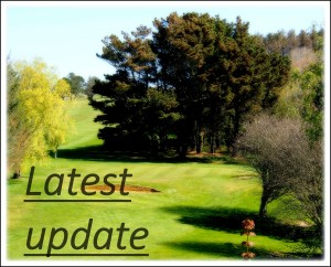 Course Re-Opening